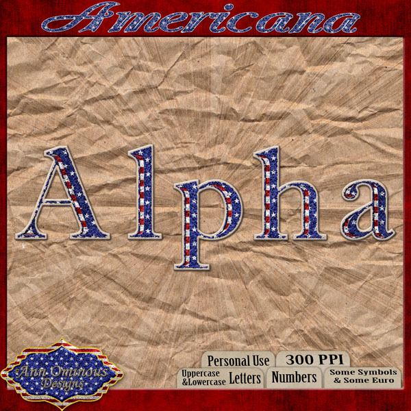 Americana Alpha - Click Image to Close