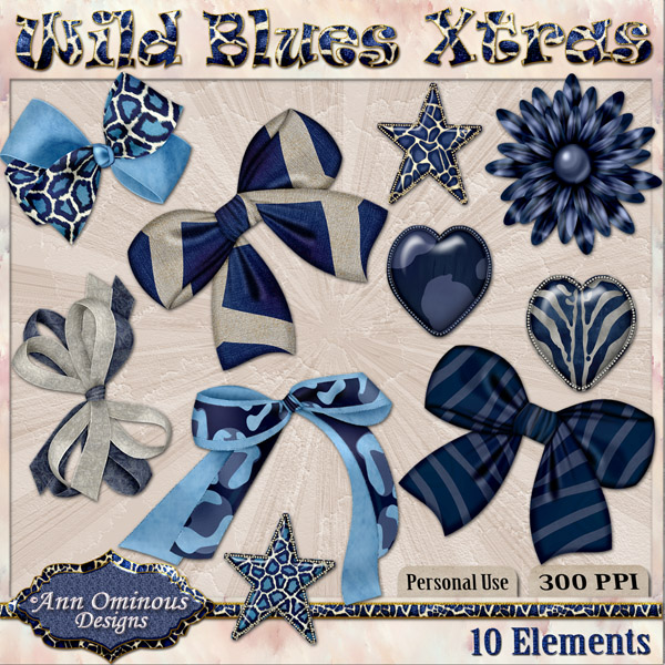 Wild Blues Xtras